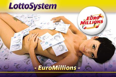 EuroMillions Lotteri bemerkelsesverdige rekord lotto jackpot gevinst