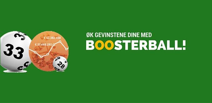 Øk gevinstene dine med Boosterball!